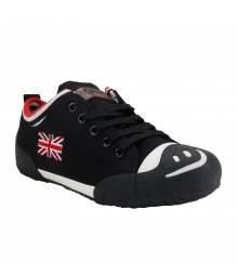 vostro Men Casual Shoes Aero06 Black VCS0432